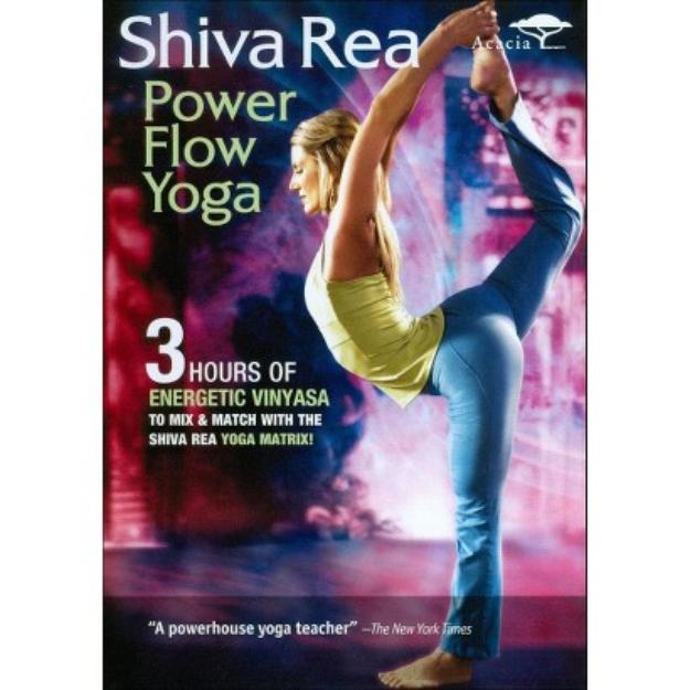 Acacia Shiva Rea: Power Flow Yoga - DVD