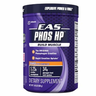 EAS Phos HP Creatine Powder, Orange, 1.41 lbs