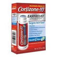 Chattem Labs CORTIZONE-10 EASY RELF APPLCTR Size: 1.25 OZ