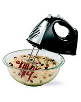 Hamilton Beach SoftScrape 6 Speed Hand Mixer with Case
