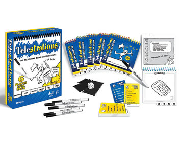 Usaopoly Telestrations Game by USAopoly
