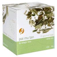 Adagio Teas White Tea, Pai Mu Tan, Tea Bags, 15-Count Package (Pack of 3)