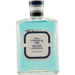 Royal Copenhagen Musk Aftershave Lotion For Men
