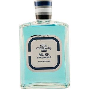 Royal Copenhagen Musk Aftershave Lotion For Men