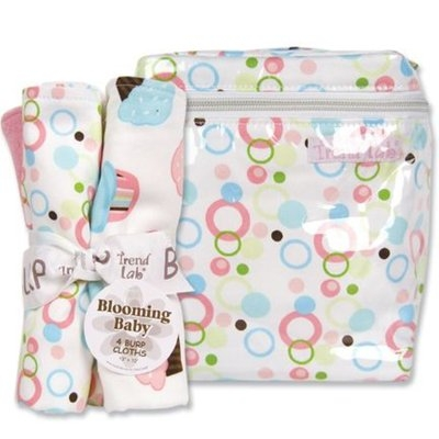 Trend Lab 5-pc. Cupcake Bottle Bag Set