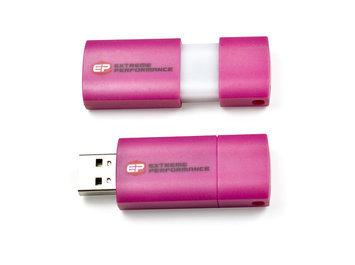 Ep Memory EP Memory - Wave 16GB USB 20 Flash Drive - Pink