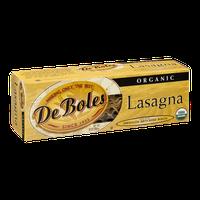De Boles Organic Lasagna