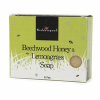 Wedderspoon Beechwood Honey & Lemon Grass Soap