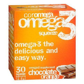 Coromega Omega-3 Supplement