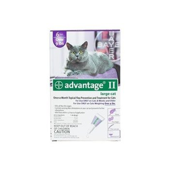 Advantage Flea Control for Cats and Kittens