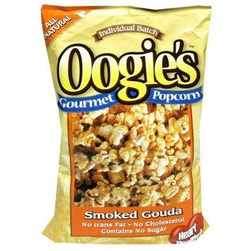 Oogie's Gourmet Popcorn Orgies Gourmet Smoked Gouda Popcorn, 5 Ounce -- 15 per case.
