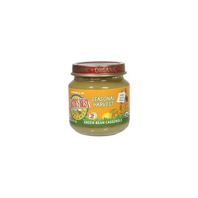 Earth's Best Earthsbest Green Bean Casserole(95% Organic), 4-Ounce (Pack of 12)