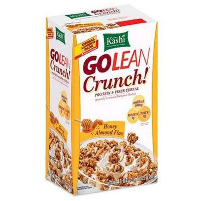 Kashi Go Lean Crunch Honey Almond Flax, 45oz Package