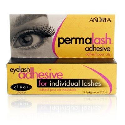 Andrea PermaLash Adhesive Eyelash Adhesive for Individual Lashes - Clear 3.5g/0.125oz