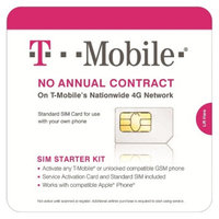 T-mobile T-Mobile No Annual Contract Activation Kit