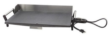 CADCO PCG-10C Griddle, Electric, Portable