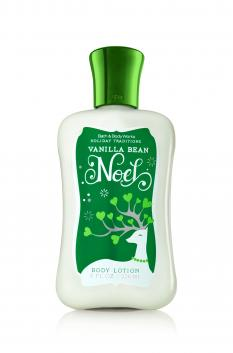 Bath & Body Works Vanilla Bean Noel Body Lotion