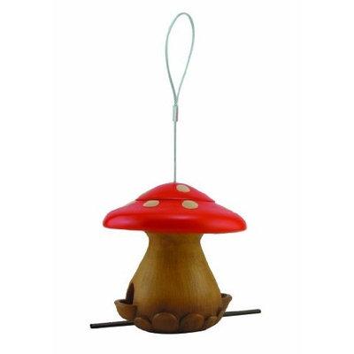 Cherry Valley Feeder Mushroom Bird Seed Feeder (Discontinued by Manufacturer)