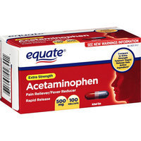 Equate EQ PAIN RAPID 100CT
