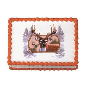 Luck's Lucks Edible Image, Deer