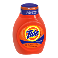 Tide Original Scent Liquid Laundry Detergent 25 Fl Oz