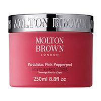 Molton Brown Paradisiac pink pepperpod body exfoliator