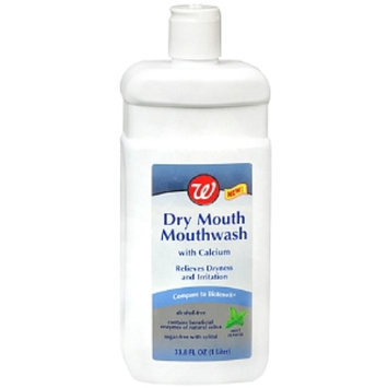 Walgreens Dry Mouth Mouthwash