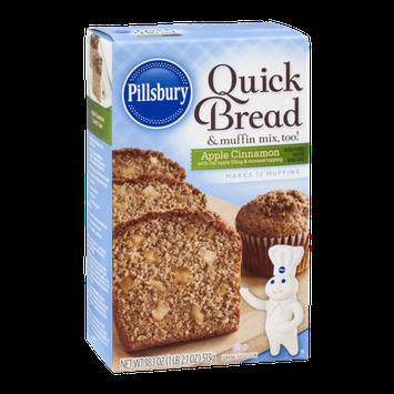 Pillsbury Quick Bread & Muffin Mix, Too! Apple Cinnamon