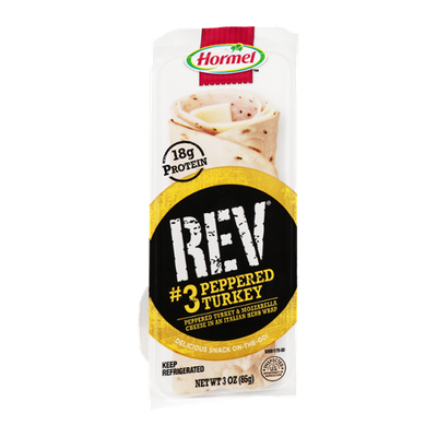 Hormel Wrap REV #3 Peppered Turkey