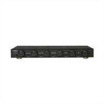 NXG(r) NX-SSVC6 6-Zone Speaker Selector/Volume Controller