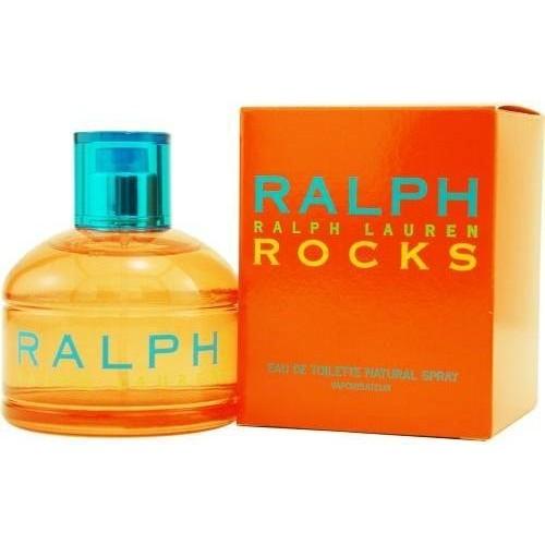 Polo Ralph Lauren RALPH ROCKS by Ralph Lauren for WOMEN: EDT SPRAY 3.4 OZ (UNBOXED)