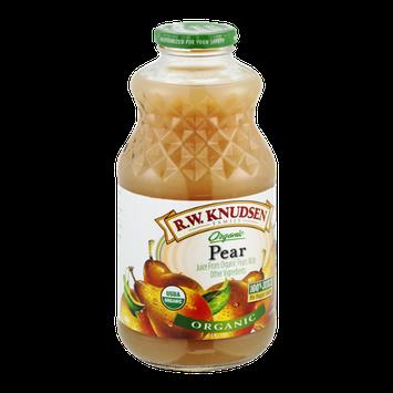 R.W. Knudsen Organic Pear Juice