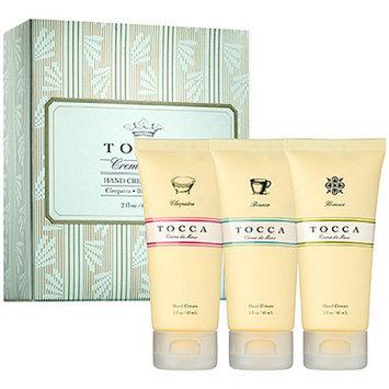 Tocca Beauty Crema Mani Viaggio Trio 3 x 2 oz