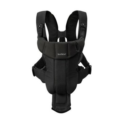 Baby Bjorn BABYBJ?RN Active Baby Carrier - Black