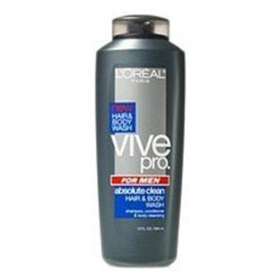 L'Oréal Paris Vive Pro for Men Absolute Clean Hair & Body Wash
