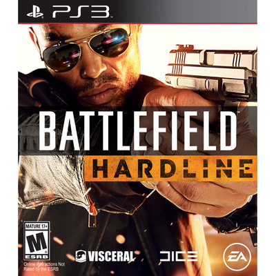 Electronic Arts Battlefield Hardline for Sony PS3