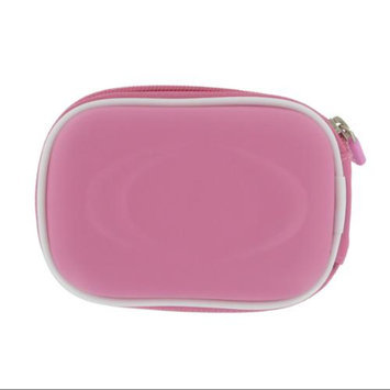 rooCASE EVA Hard Shell (Pink) Carrying Case with Memory Foam for Kodak EasyShare C195 Digital Camera
