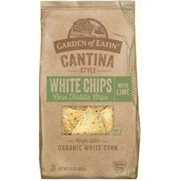 Garden Of Eatin CHIPS OG3, WHITE, CANTINA, (Pack of 10)