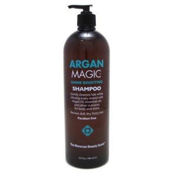 Argan Magic Shampoo 32oz Pump [(1 Pack)]