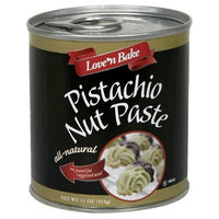 Love 'N Bake Baking Pastes, Pistachio Nut Paste, 11-Ounce Cans (Pack of 3)
