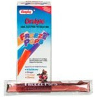 Watson Rugby Rugby Oralyte Freeze Pops 16 pops *Compare to Pedialyte*