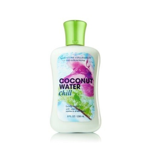 Bath & Body Works Bath Body Works Coconut Water Chill 8.0 oz Body Lotion