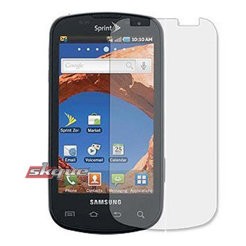Skque Screen Protector Guard for Samsung Epic 4G