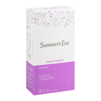 Summer's Eve Douche Island Splash - 2 CT