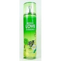 Bath & Body Works Bath and Body Works PEACE LOVE & DAISIES 8 Oz/236mL Fine Fragrance Mist