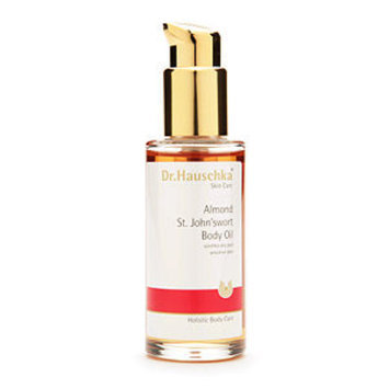 Dr.Hauschka Skin Care Dr. Hauschka Skin Care Almond St. John'swort Soothing Body Oil, 2.5 fl oz