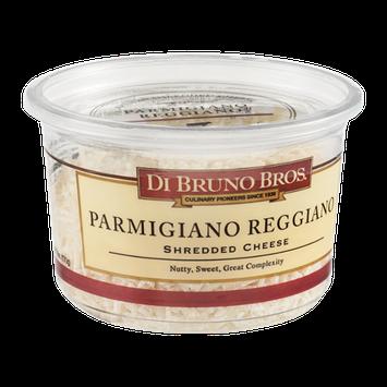 Di Bruno Bros. Artisan Shredded Cheese Parmigiano Reggiano