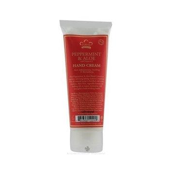 Nubian Heritage Hand Cream,Peppermint and Aloe 4 oz