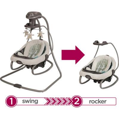 Graco DuetSoothe Swing + Rocker - Winslet