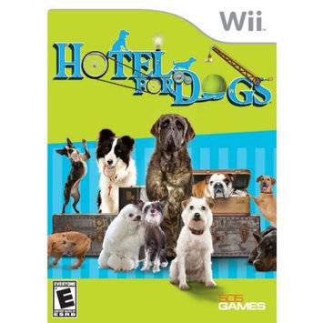 Games Hotel for Dogs (used)